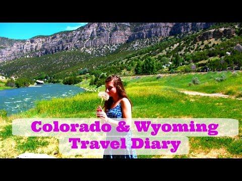 Colorado & Wyoming Travel Diary // Hailey Eliza