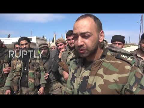 Syria: SAA Makes Advances In Idlib Countryside