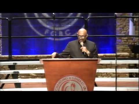 "Bishop Paul S. Morton ""I Can't Breathe"""