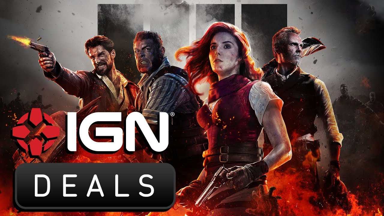 Daily Deals: Save on a Black Ops 4 Pre-Order