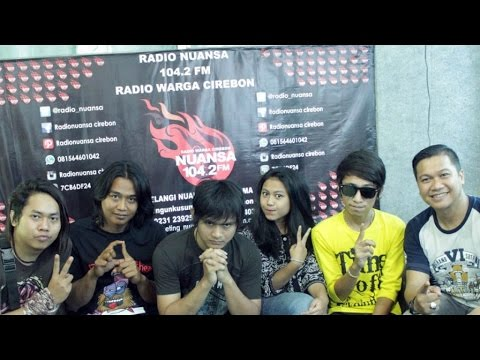 D'wapinz Band - On Air Nuansa Radio (Cirebon)