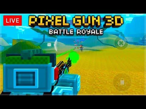 🔴Pixel Gun 3D | 1 V 1 DUELS FOR CHESTS & BATTLE ROYALE WINS!🔴