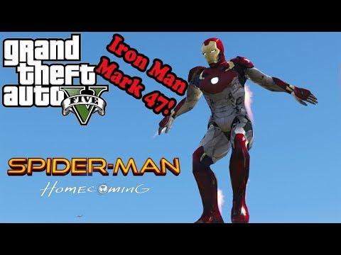 Iron Man Mark 47 1.3