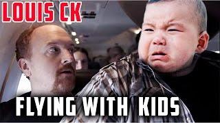 Louis CK - Annoying kid on the Plane