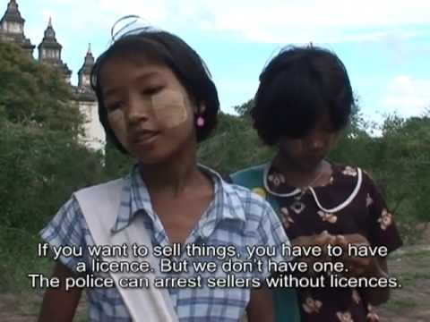 Bagan Girls (English version)