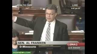 Al Franken Explains A Few Things To Senator Thune