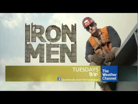 Iron Men on The Weather Channel