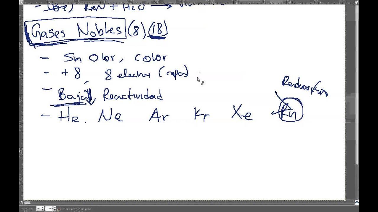 Los gases nobles en la tabla peridica youtube los gases nobles en la tabla peridica urtaz Choice Image