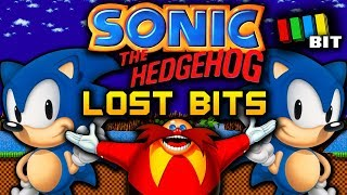 Sonic the Hedgehog LOST BITS | Unused Content and Debug Mode & Knuckles [TetraBitGaming]