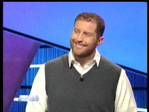 RIT on TV: Professor Hansen on Jeopardy, part 1