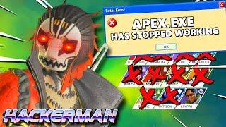 CRYPTO IS OP   APEX Legends