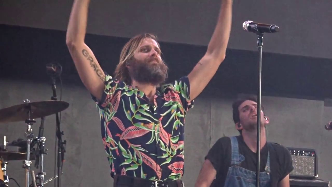 AWOLNATION - Sail - Live in Concord, CA at ALT 105.3 BFD 2018