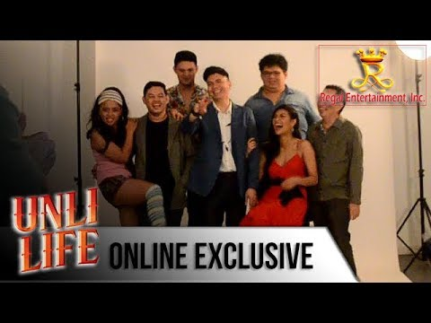 Unli Life Exclusive Unli Life Cast Pictorial