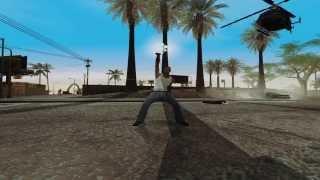 Mod Rasengan Planetario [Naruto] para su GTA San Andreas
