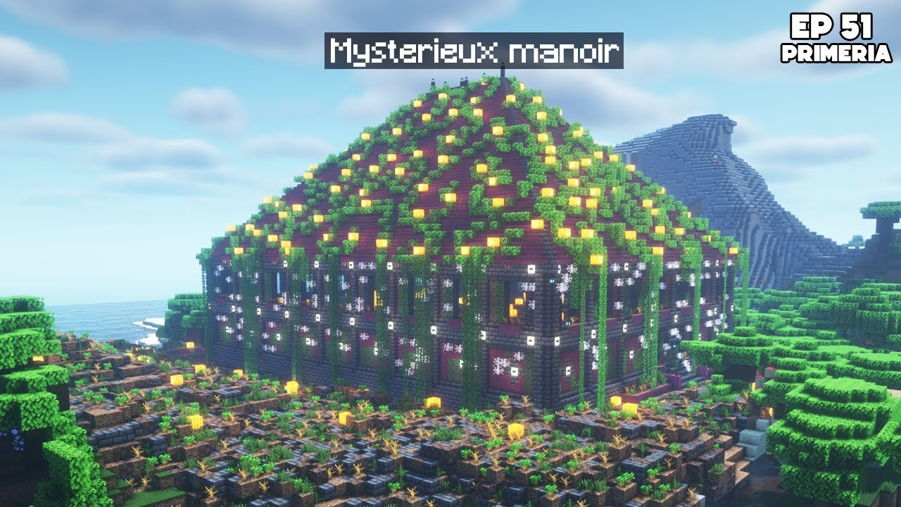 Download J'ai trouvé des TRÉSORS dans ce MYSTÉRIEUX MANOIR ! - Episode 51 Primeria S3 - Minecraft Survie 1.17