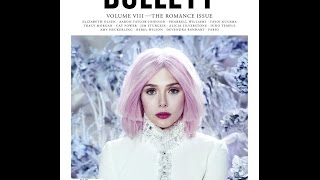 Elizabeth Olsen Makeup Tutorial-Bullet Magazine Cover Thumbnail