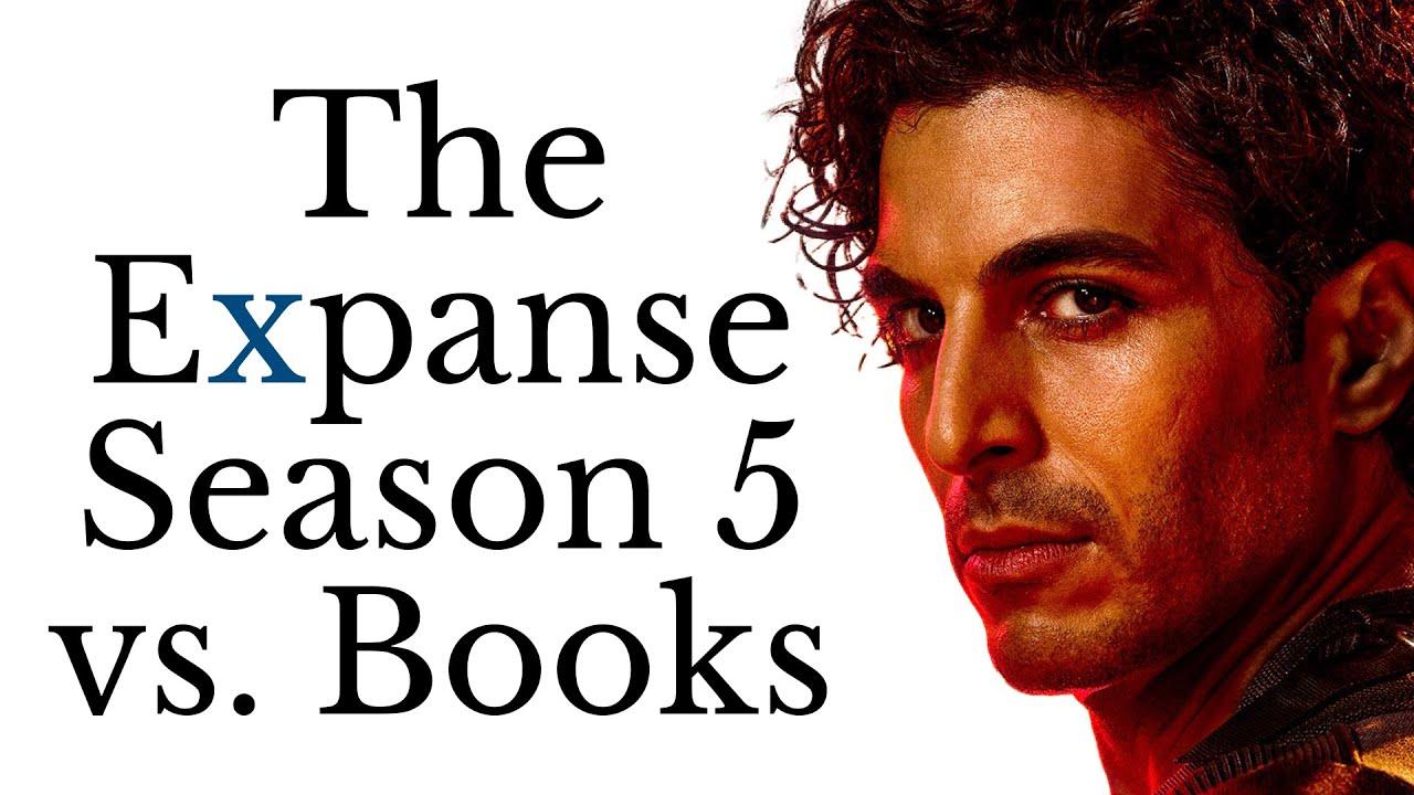 Download Nemesis Games: The Expanse Season 5 vs the Books