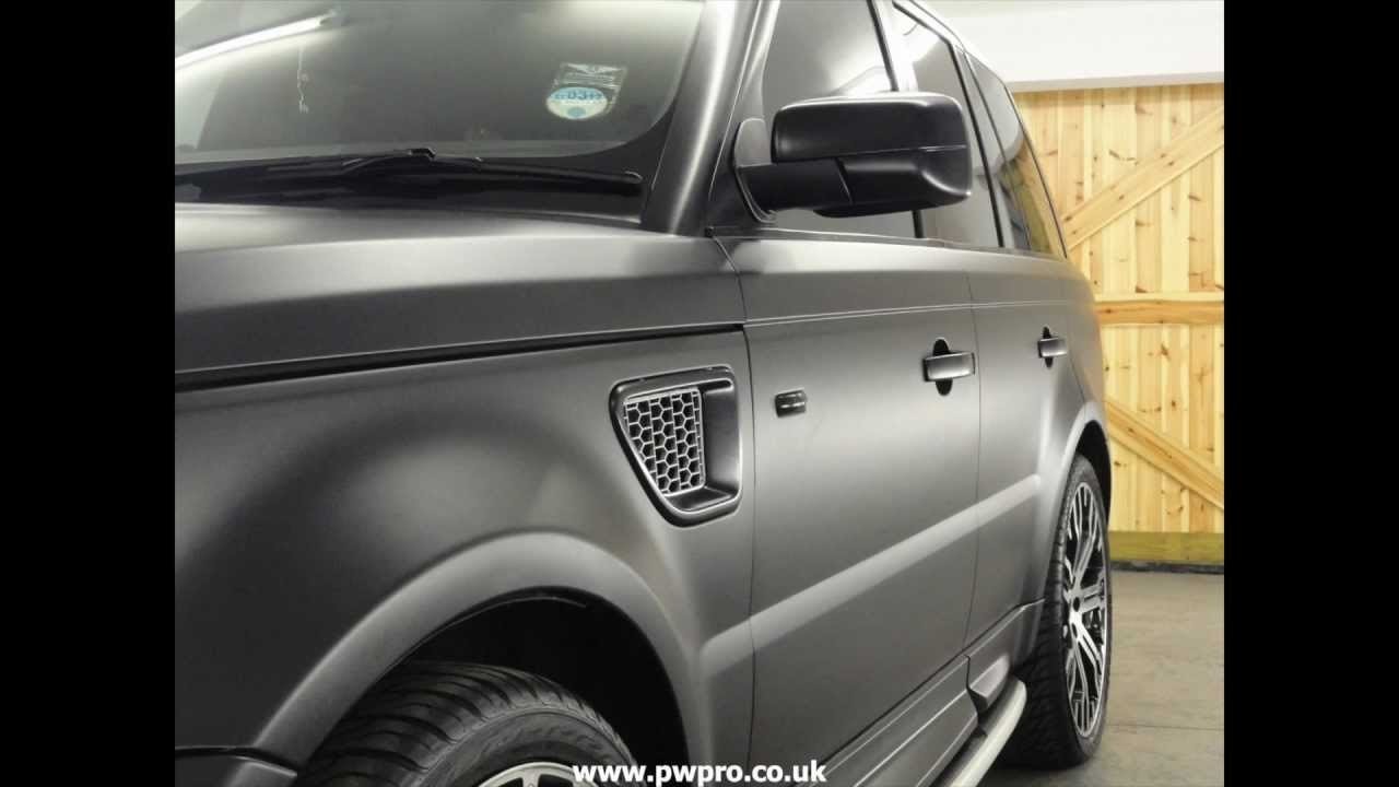 range rover sport full wrap youtube. Black Bedroom Furniture Sets. Home Design Ideas
