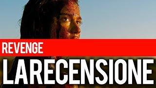 Revenge: la videorecensione del nuovo film con Matilda Lutz