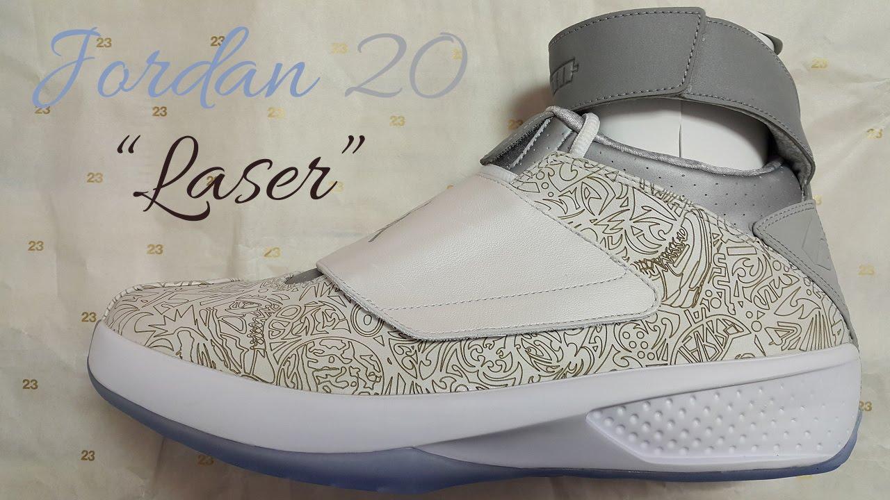 3ee3f541479 Air Jordan Retro 20 XX