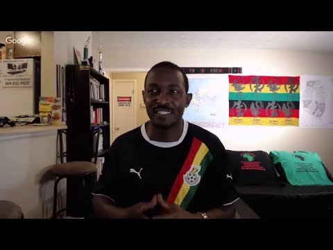Ghana 2019 Year of Return Dialog on Citizenship, Repatriation, Pan Africanism & Garvey Town