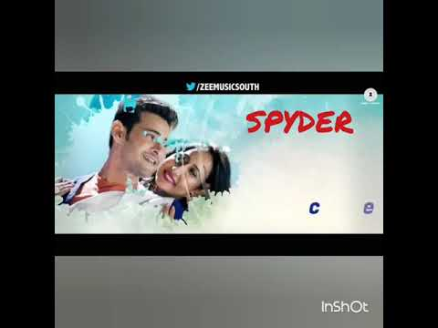 Spyder Song Copied from Aparichitudu | Harris Jayaraj