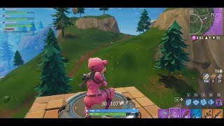 16 Kill Squad (Win?) - Fortnite Battle Royale Gameplay [4]