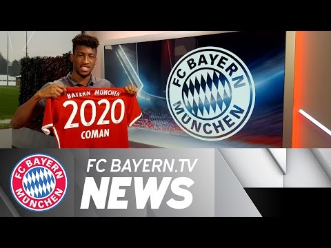 Bayern tie up Thiago contract