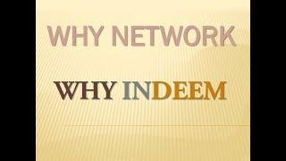 Why Network   Why Indeem   โดยคุณโอม