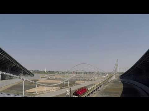 Formula Rossa @ Ferrari World Abu Dhabi 2019