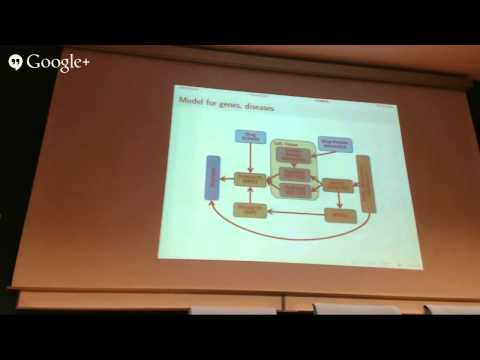 Lecture Semantic resources for biomedical data integration by Dietrich Rebholz-Schuhmann