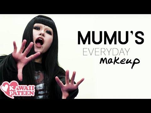 """2018Daily Makeup """" MUMU""""   Eng Sub"""