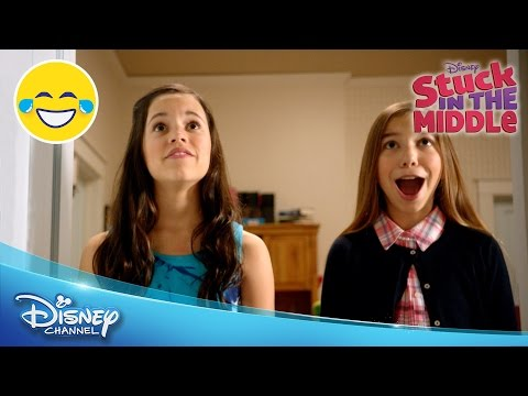 Stuck in the Middle | Awesome Ideas | Official Disney Channel UK
