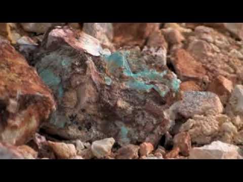 Royston Turquoise Mine