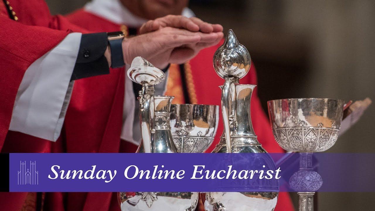 August 2, 2020: 11am Sunday Worship Service at Washington National Cathedral
