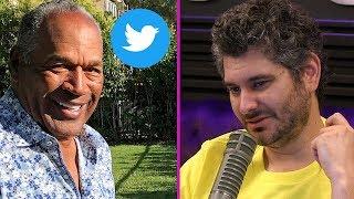 OJ Simpson vs Twitter