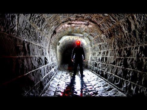 Exploring Secret Tunnels In Australia