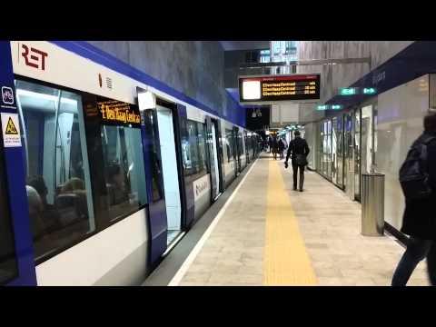 Rotterdam Metro 2015