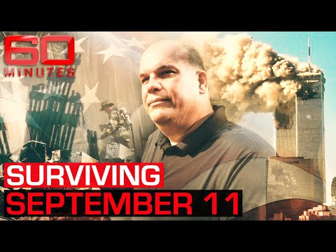 The miracle man of 9/11: How he survived the twin towers' collapse | 60 Minutes Australia