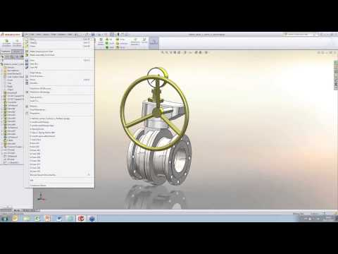 Routing and Piping Library Setup in SolidWorks