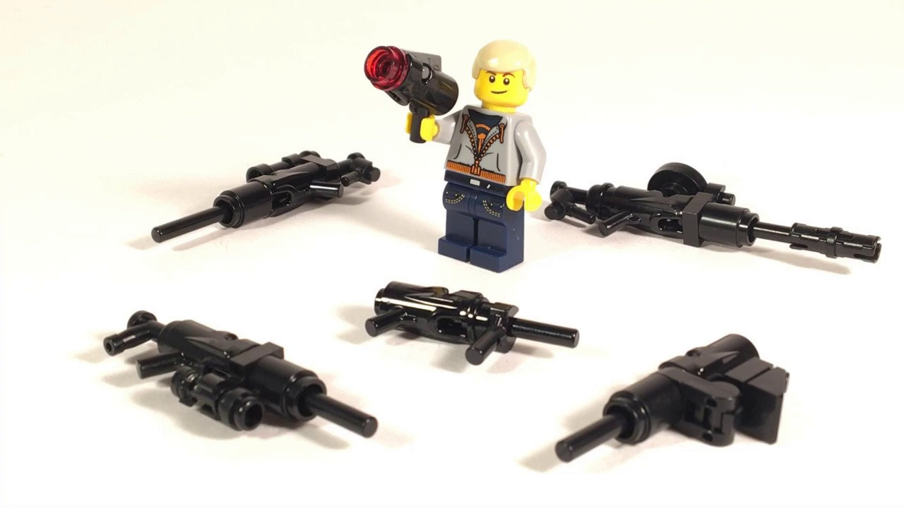 Lego Stud Crossbow Shooter /& Stud Shooters With Ammo Crate /& Stud Ammo