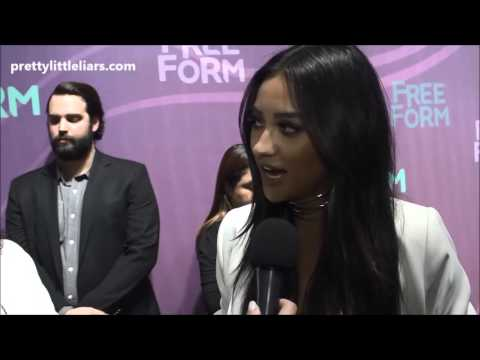 Shay Mitchell Dishes On Emily's Love Interest In PLL Season 7 (EXCLUSIVE)