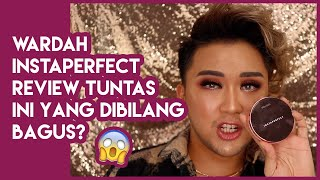 Wardah Instaperfect kupas tuntas, wear test, full review! | Alpha Makeup