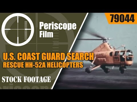 U.S. COAST GUARD SEARCH AND RESCUE HH-52A HELICOPTERS IN ACTION 79044