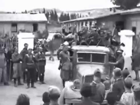 Greek Resistance WWII - Gorgopotamos