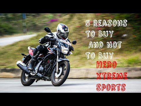 5 Reasons To Buy And Not To Buy Hero Xtreme Sports (BS4 2017)