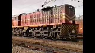 Locomotivas Elétricas RFFSA e FEPASA
