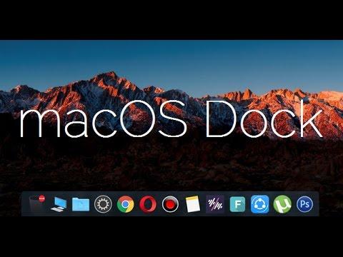 How To Get macOS Dock On Windows 10 | Easy Method