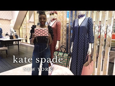 new handbags, new clothing, new everything | talking shop | kate spade new york