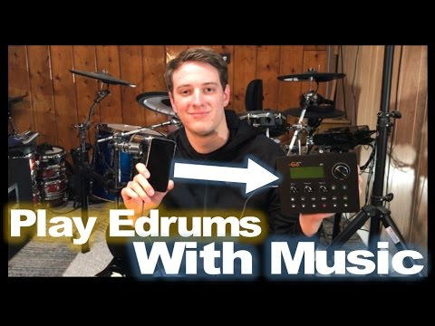 how-to-connect-your-phone-to-your-drum-module-(edrum-101-series)